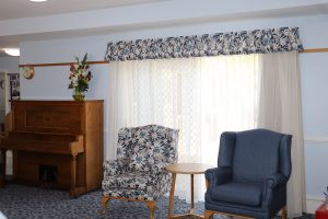 St Marys Aged care Private Lounge Room